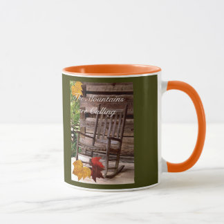 Appalachin Front Porch Rocker Mug