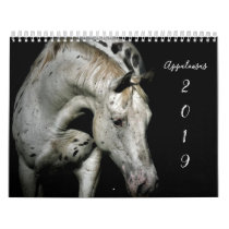 Appaloosa Calendar