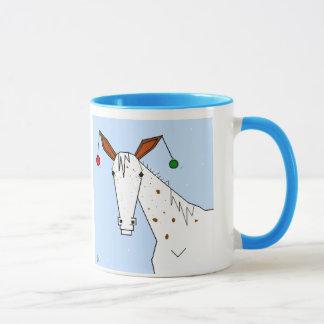 Appaloosa Christmas Mug: Journey serios #3 Mug