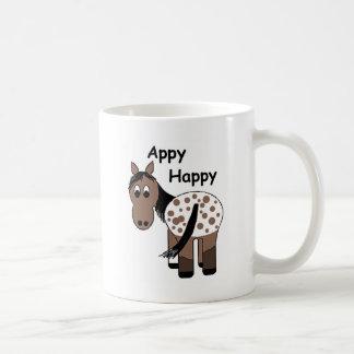 Appaloosa combinado - Appy feliz Taza