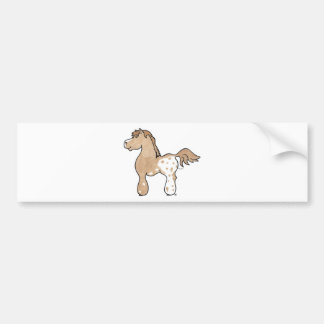 Appaloosa CommPony Bumper Sticker