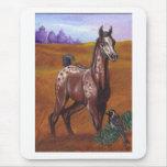 APPALOOSA FOAL Horse Mousepad
