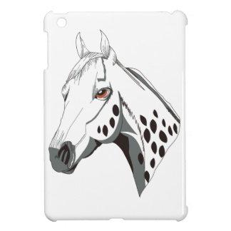Appaloosa Head iPad Mini Cases