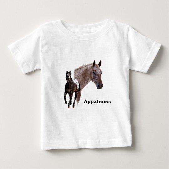 Appaloosa Horse Baby T-Shirt