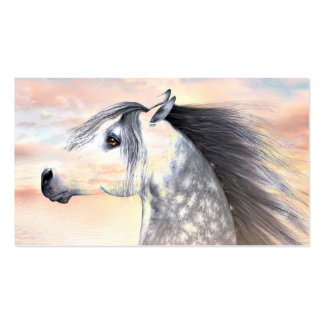 Appaloosa horse Double-Sided standard business cards (Pack of 100)