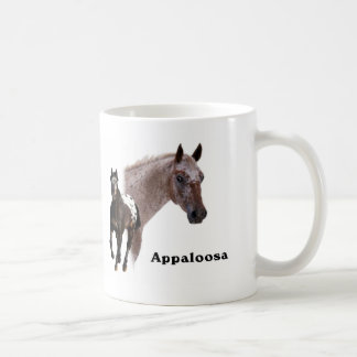 Appaloosa Horse Coffee Mug