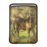 "Appaloosa Horse Collage 13"" MacBook Sleeve"
