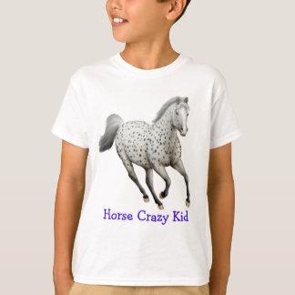 Appaloosa Horse Crazy Kid Shirt