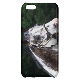 Appaloosa Horse Headshot 2 iPhone 5C Covers