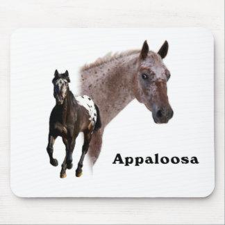 Appaloosa Horse Mouse Pad