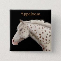 Appaloosa Horse Pin