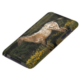 Appaloosa Horse Standing by Lake Barely There iPod Cases