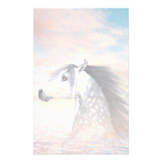 Appaloosa horse stationery