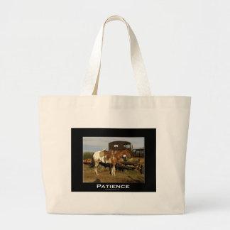 Appaloosa Motivational Gifts Large Tote Bag