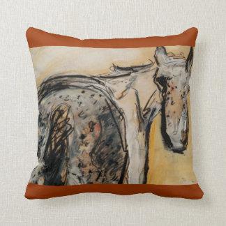 Appaloosa pillow