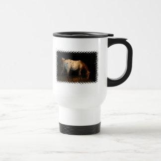 Appaloosa Plastic Travel Mug