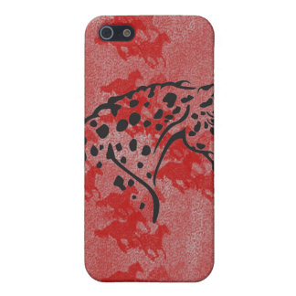 Appaloosa Red iPhone SE/5/5s Cover