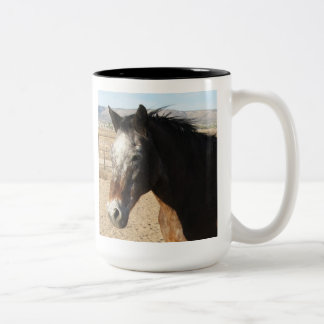Appaloosa Spotted Horse Mug
