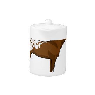 Appaloosa Teapot