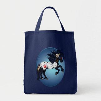Appaloosa War Pony Oval Bags