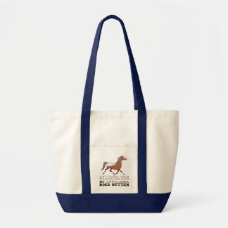 Appaloosas Do It Better Impulse Tote Bag