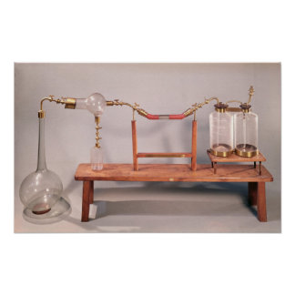 Apparatus for studying fermentation poster