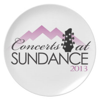Apparel coffee mugs concerts at sundance dinner plate