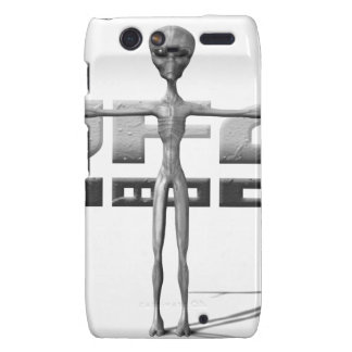 Apparel for adults and teenagers with UFO Motorola Droid RAZR Cases