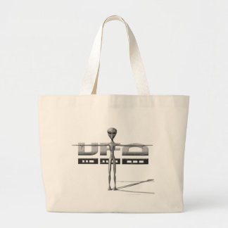 Apparel for adults and teenagers with UFO Tote Bag