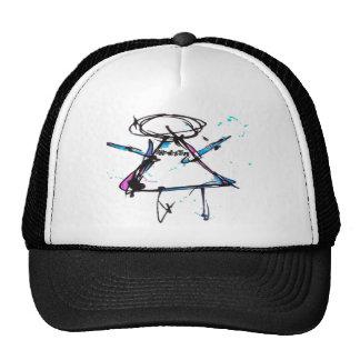 Apparel-Girl design Cap