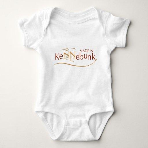 Apparel - Made in Kennebunk Baby Bodysuit