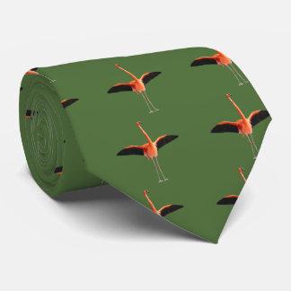 Apparel of beniirohuramingo tie