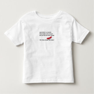 APPAREL TODDLER T-SHIRT