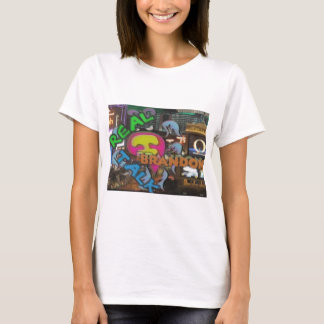 Apparel Womens Tee Real Talk With Brandon IN COLOR