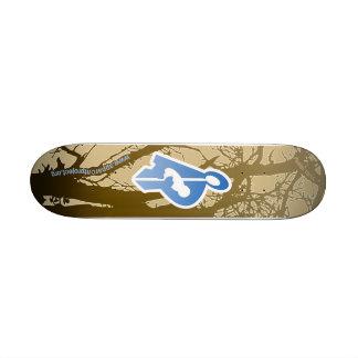 Apparent Project Mini Board Skate Board