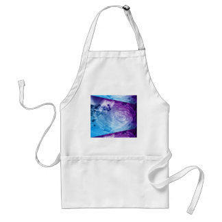 Apparition of a Rose Adult Apron