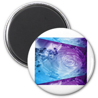 Apparition of a Rose Magnet