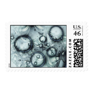 Apparition Of Sorrow Postage Stamp