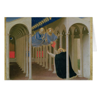 Apparition of SS. Peter and Paul to St. Card