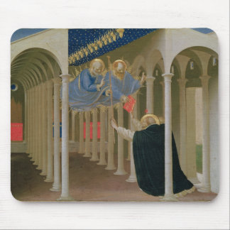 Apparition of SS. Peter and Paul to St. Mouse Pad