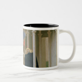 Apparition of SS. Peter and Paul to St. Two-Tone Coffee Mug