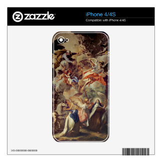 Apparition of St. Joseph to St. Theresa Skin For The iPhone 4S