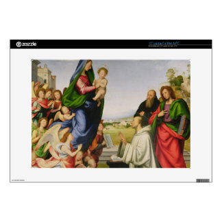 "Apparition of the Virgin to St. Bernard, 1504-07 ( Skins For 15"" Laptops"