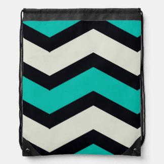 Appealing Agree Grin Brave Drawstring Backpack