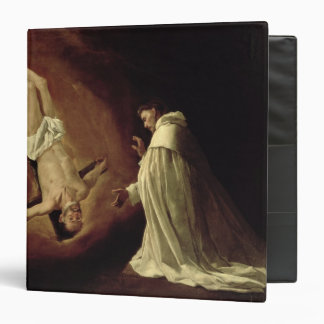 Appearance of St. Peter to St. Peter Nolasco 3 Ring Binder