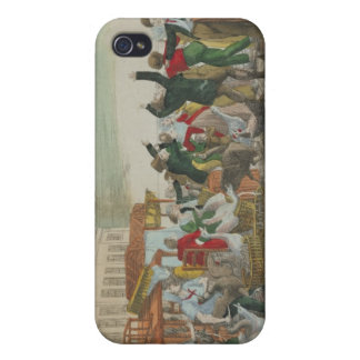 Appearance of the Great Comet in 1811 iPhone 4 Cover