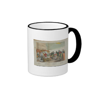 Appearance of the Great Comet in 1811 Ringer Mug