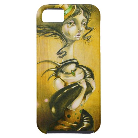 """""""Appearances"""" iphone hard case with silicone wrap"""
