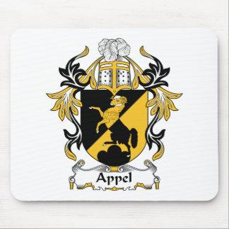 Appel Family Crest Mouse Pad