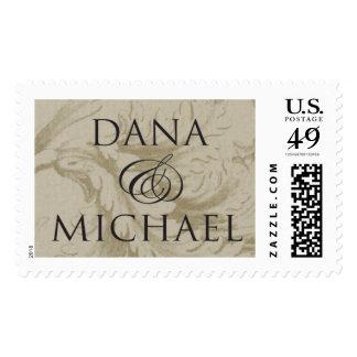 Appel Wedding Stamp